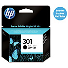 more details on HP 301 Black Original Ink Cartridge (CH561EE).