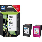 more details on HP 301 Ink Cartridge Value Pack.