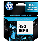 more details on HP 350 Black Inkjet Print Cartridge.
