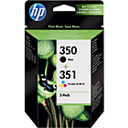 more details on HP 350/351 Combo-pack Inkjet Print Cartridges.