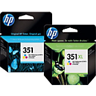more details on HP 351 Tri-colour Inkjet Print Cartridge.
