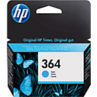 more details on Hewlett-Packard 364 Cyan Ink Cartridge.