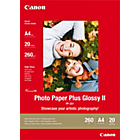 more details on Canon A4 Photo Paper Plus 20 Sheets.