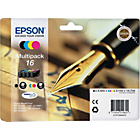 more details on Epson Pen Durabright Multi-Colour Ink Cartridge.
