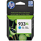 more details on HP 933XL High Yield Cyan Original Ink Cartridge (CN054AE).