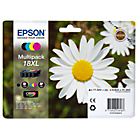 more details on Epson Daisy XL Black and Colour Multipack Ink Cartridge.