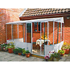 more details on Norfolk Greenhouses Garden Room 12 x 6ft.