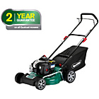 more details on Qualcast Push Petrol Lawnmower - 46cm.