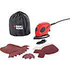 more details on Black & Decker Mouse Detail Sander with Accessories - 55W.