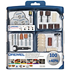 more details on Dremel 100 Piece Accessory Set.