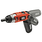 more details on Black & Decker KC36LN Lithium Ion Pivot Screwdriver - 3.6V.