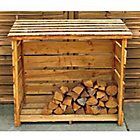 more details on Garden Wooden Log Store.