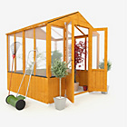 more details on BillyOh Wooden Polycarb Greenhouse - 6 x 6ft.