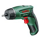 more details on Bosch PSR 7 2LI Cordless Screwdriver - 7.2V/1.3Ah..