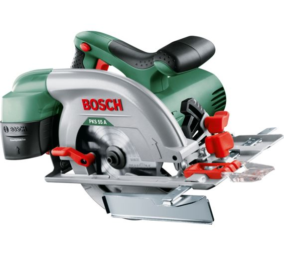 buy bosch pks 55 circular saw 1200w at. Black Bedroom Furniture Sets. Home Design Ideas