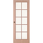 more details on Huntingdon 10 Light Glazed Door.