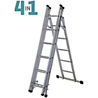 more details on Abru Professional 4 Way Combination Ladder.
