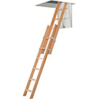 more details on Abru Domestic 2 Section Sliding Timber Loft Ladder.