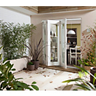 more details on Jeld-Wen White Timber Folding Patio Door Set 2105 x 2105mm.