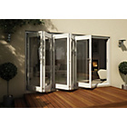 more details on Jeld-Wen White Timber Folding Patio Door Set 2105 x 3605mm.