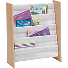 more details on Beech Effect Sling Bookcase.
