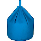 more details on ColourMatch Small Cotton Beanbag - Fiesta Blue.