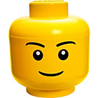 more details on LEGO Large Storage Head.