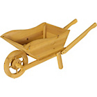 more details on Wooden Wheelbarrow.