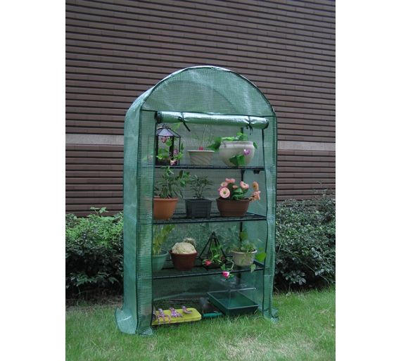 buy 4 tier mini greenhouse at your online. Black Bedroom Furniture Sets. Home Design Ideas