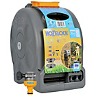 more details on Hozelock Compact Enclosed 2 in 1 Garden Hose Reel - 25m.