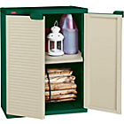 more details on Keter Cream Plastic Compact Storage Cupboard.