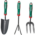 more details on Qualcast Garden 3 Piece Hand Tools Set.