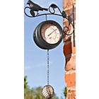 more details on Bird Feeder Clock and Thermometer.