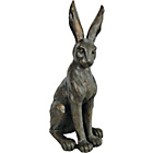 more details on Bronze Hare Garden Ornament.