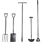 more details on Argos Value Range Long Handled 5 Piece Tool Set.