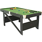 more details on BCE 6ft Rolling Lay Flat Snooker Table.