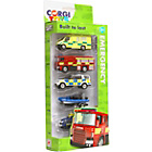 more details on Corgi Toys Emergency Vehicles Die Cast Model 5 Pack.