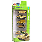 more details on Corgi Toys Military Vehicles Die Cast Model 5 Pack.