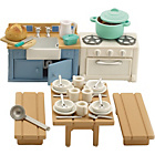 more details on Sylvanian Families Rustic Kitchen Furniture.