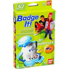 more details on Bandai Badge It Refill Pack - 30 Badges.