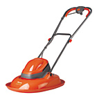 more details on Flymo Electric Turbo Lite 330 Hover Lawnmower - 1150W.
