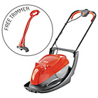 more details on Flymo Easi Glide 330 Lawnmower and Grass Trimmer - 1400W.