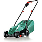more details on Bosch Rotak 32-12 Corded Rotary Lawnmower - 1200W.