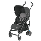 more details on Safety 1st Compa City Baby Pushchair - Black.