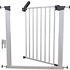more details on BabyDan Premier Pressure Safety Gate - Silver.