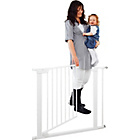 more details on BabyDan Auto Close Safety Gate - White.