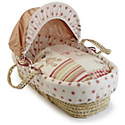 more details on Clair de Lune Little Bear Moses Basket.