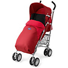 more details on Chicco London Pushchair - Red Wave.