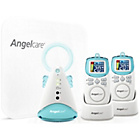 more details on Angelcare AC401 Deluxe Movement and Sound Baby Monitor.