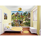 more details on Farmyard Fun Wall Mural.